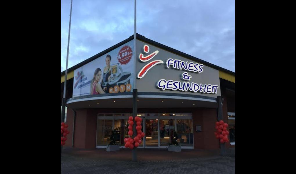 Gym image-Fitness & Gesundheit - Meerstraße