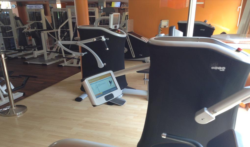 Studio Foto-Fitnesspark