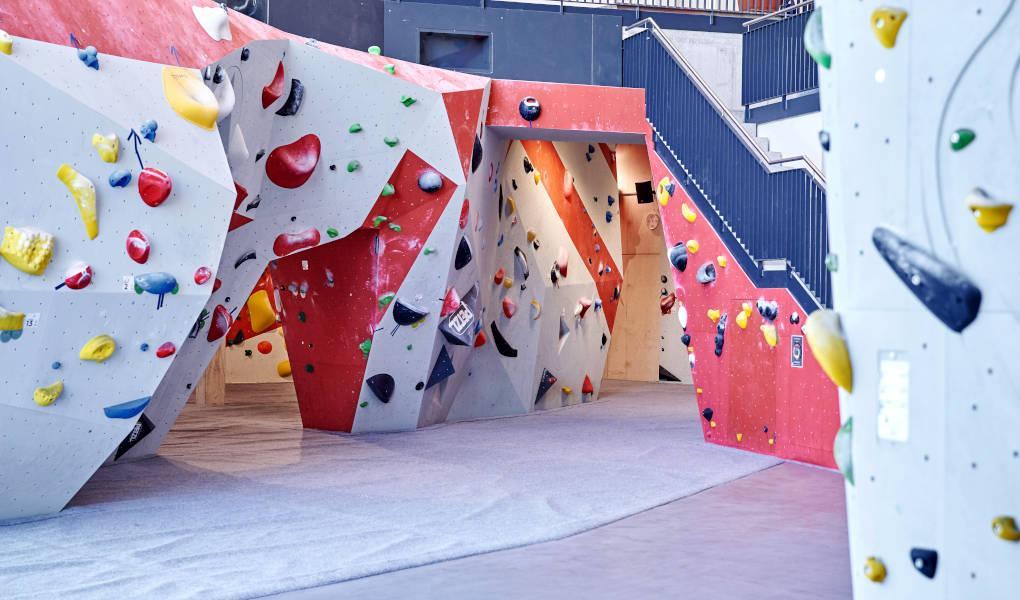 Gym image-eXXpozed Climbing
