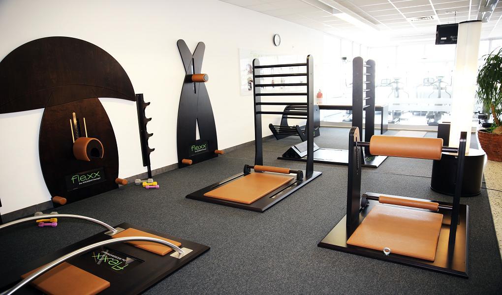 Studio Foto-maxxi fit Fitnessstudio