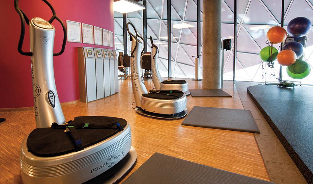 Studio Foto-Fitness First MyZeil