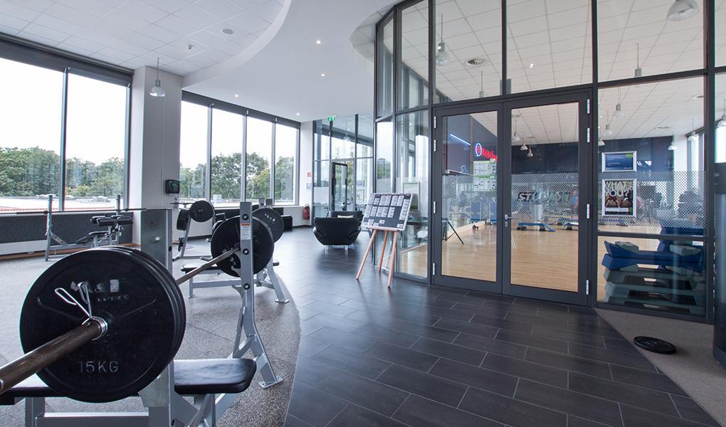 Studio Foto-Fitness First Döhren-Wülfel
