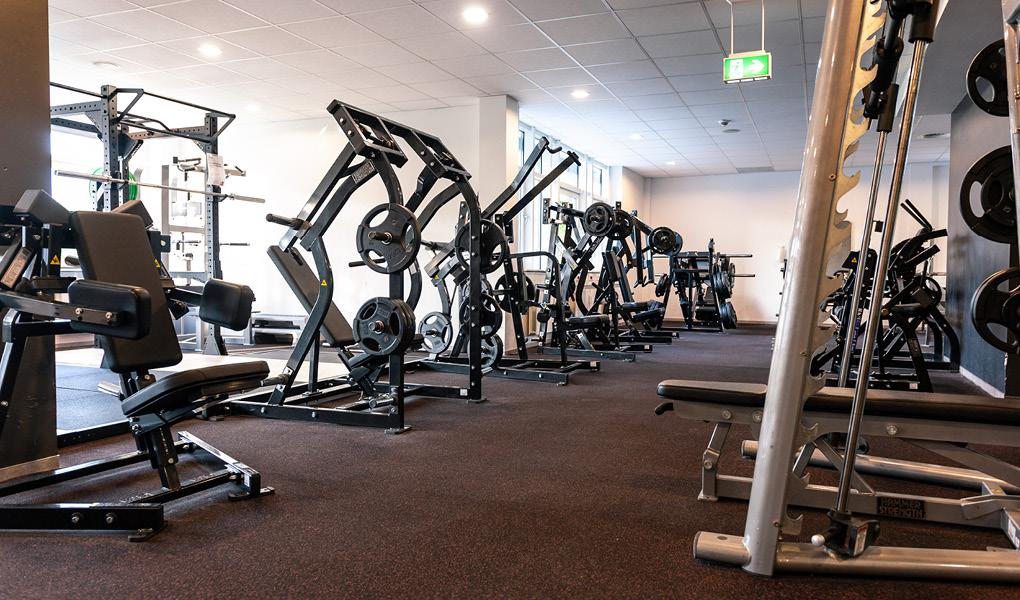 Gym image-Fitness First - Eppendorf