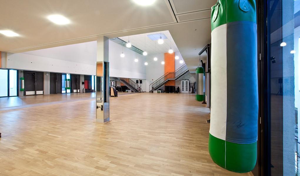 Studio Foto-Fitness First Messehof