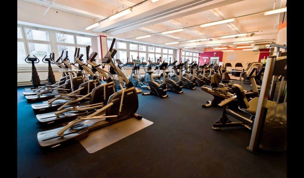 Gym image-Fitness Unlimited Charlottenburg