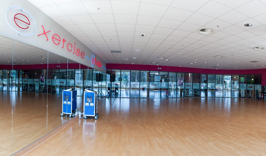 Studio Foto-Fitness First Innenstadt