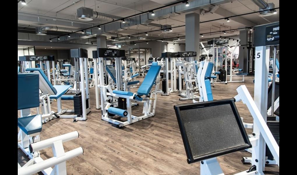 Gym image-Paramount Sport