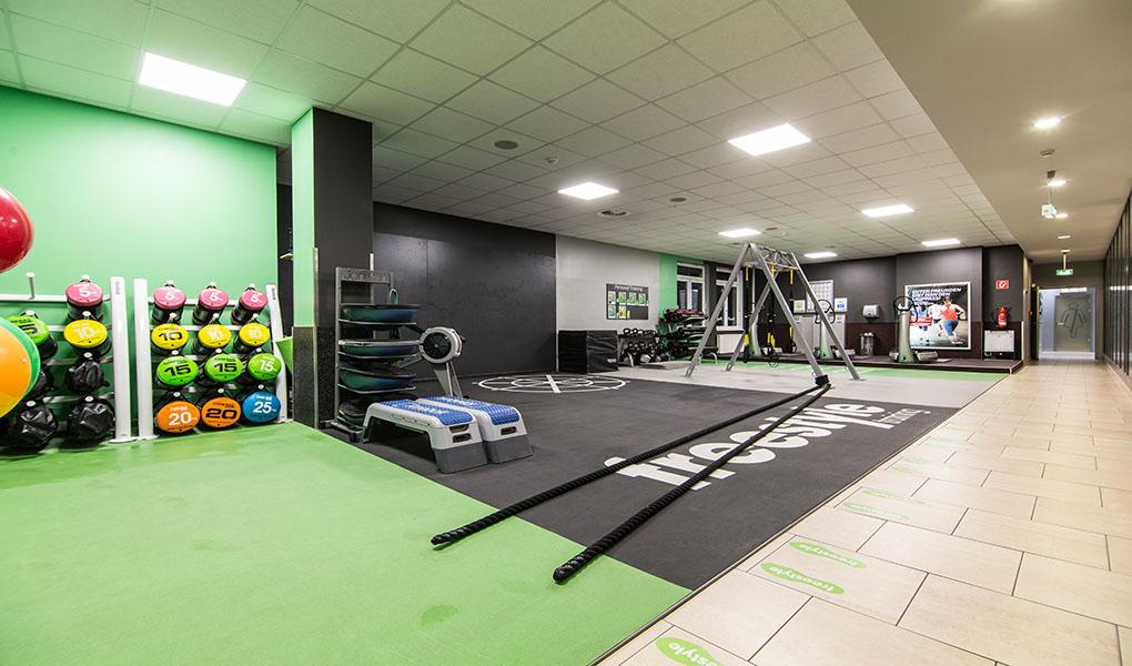 Studio Foto-Fitness First Wandsbek