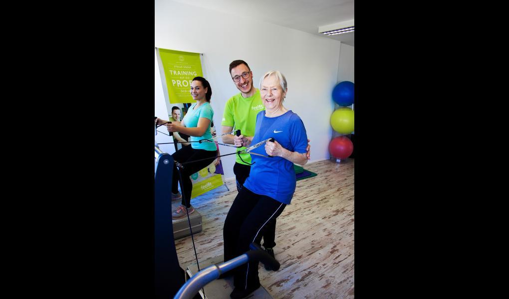 Gym image-feelfit - das Gesundheitsloft