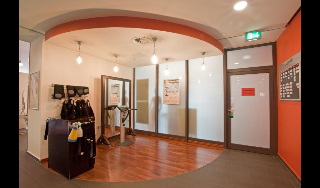 Studio Foto-Fitness First Schwabing