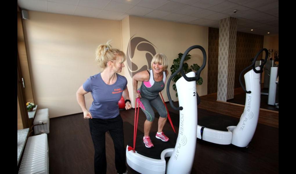 Gym image-Projekt Gesundheit