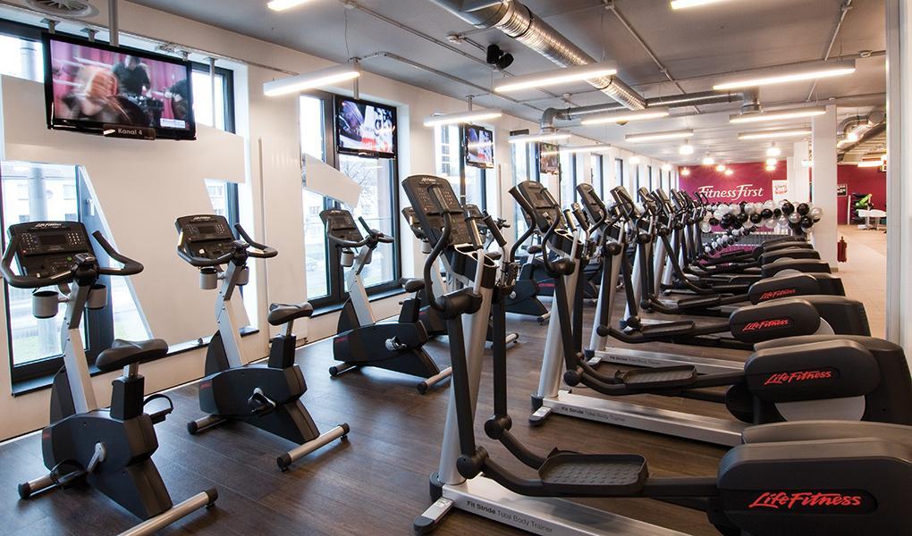 fitness first im lighthouse d sseldorf gutschein sichern. Black Bedroom Furniture Sets. Home Design Ideas