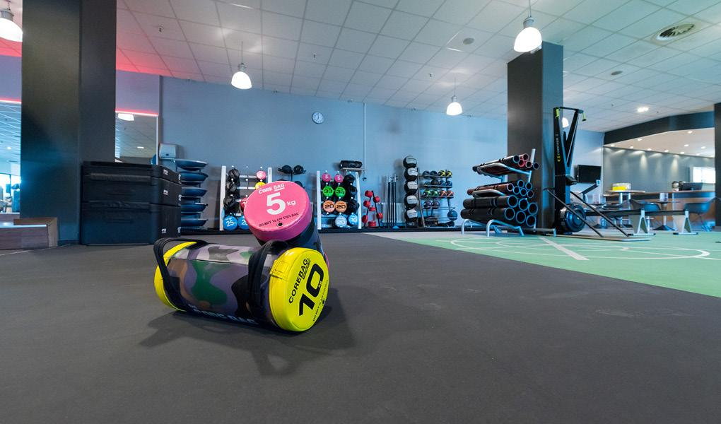 Gym image-Fitness First - Bahnhofstrasse