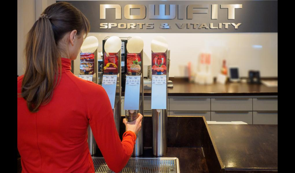 Gym image-Nowifit Sports & Vitality