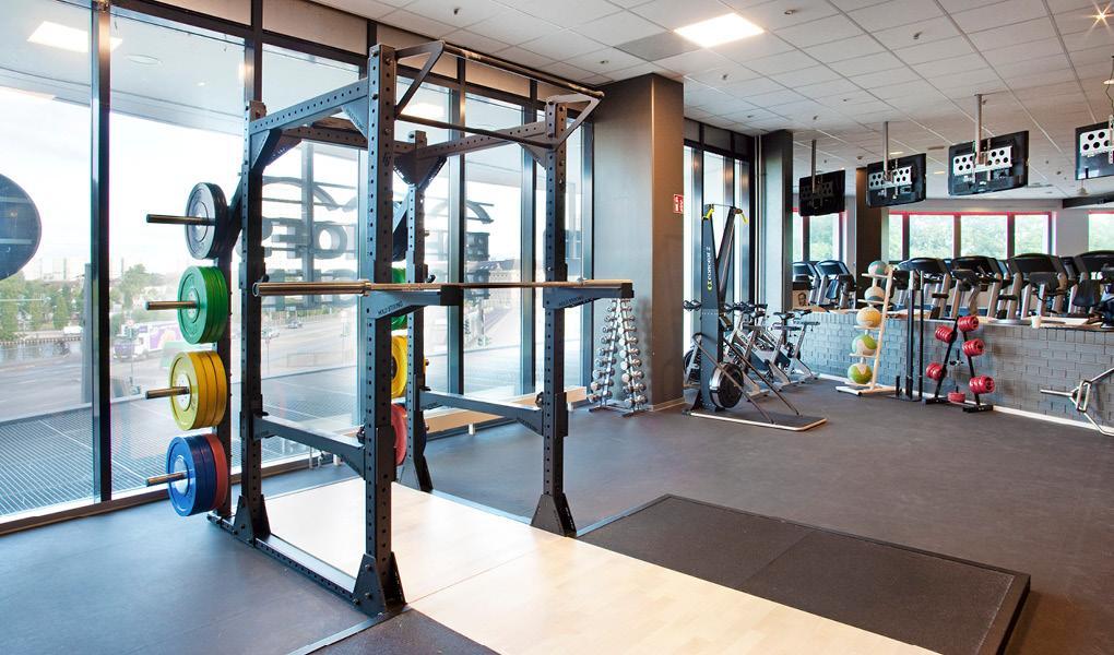 Gym image-Fitness First - Potsdam