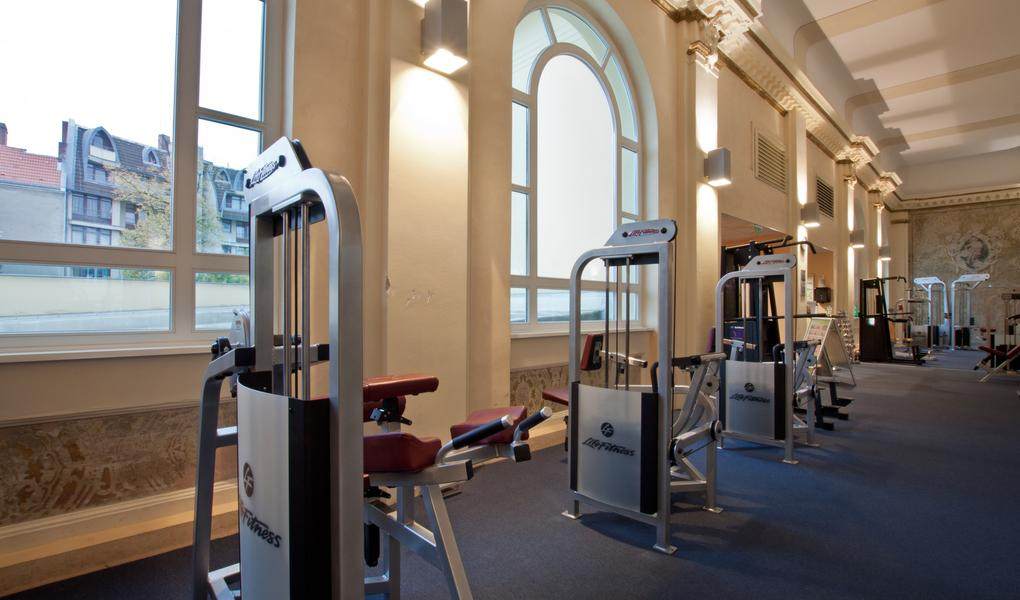 Studio Foto-Fitness First Tempelhof