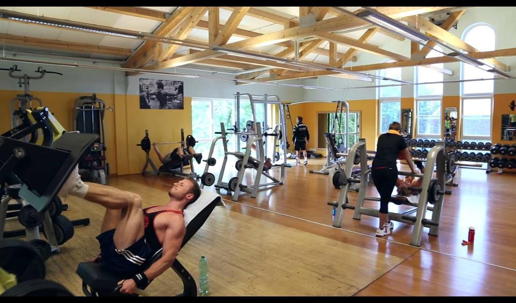 Studio Foto-Fitness Park Charly