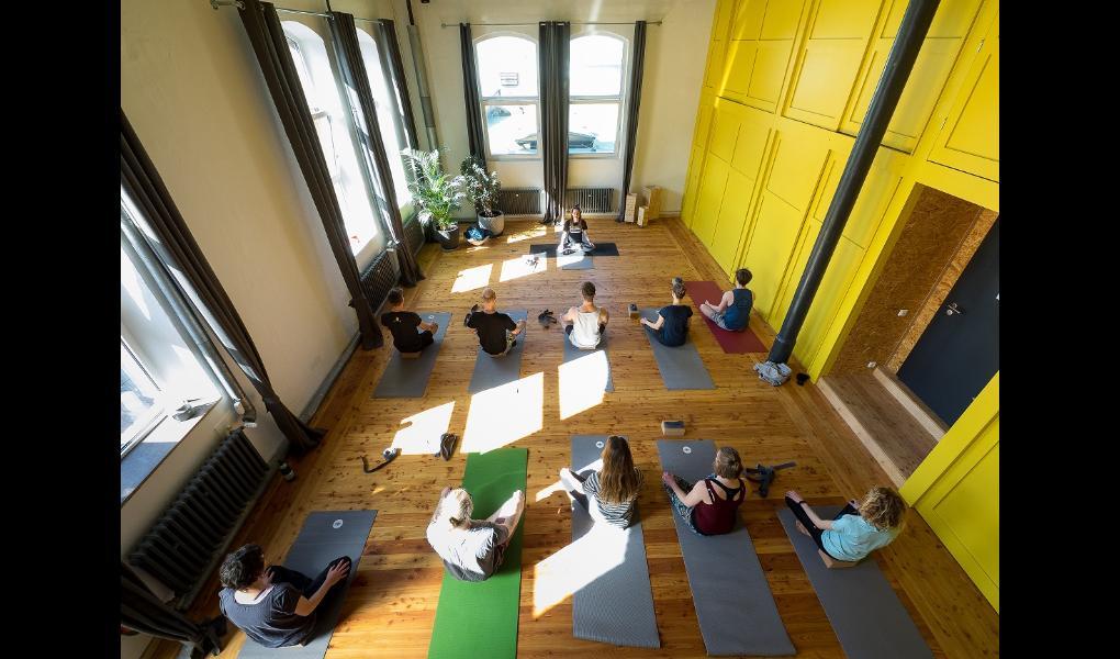 Studio Foto-Blockwerk Yoga Mainz
