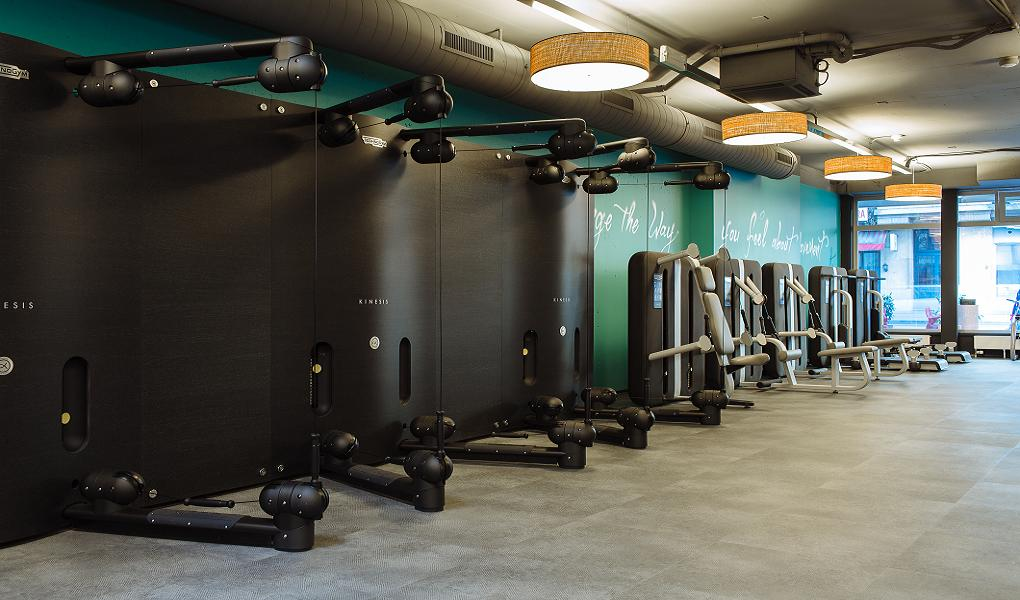 Gym image-EVO Mitte