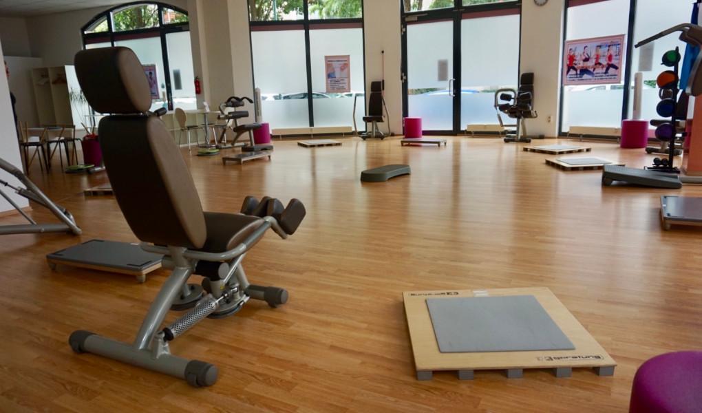 Gym image-Fitness Königin - Frauen Fitness Club