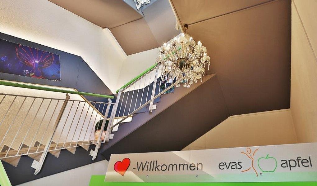 Studio Foto-Evas Apfel - Fitness und Gesundheit für die Frau