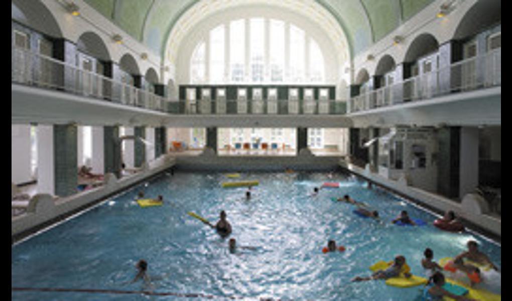 Gym image-Holthusenbad Hamburg