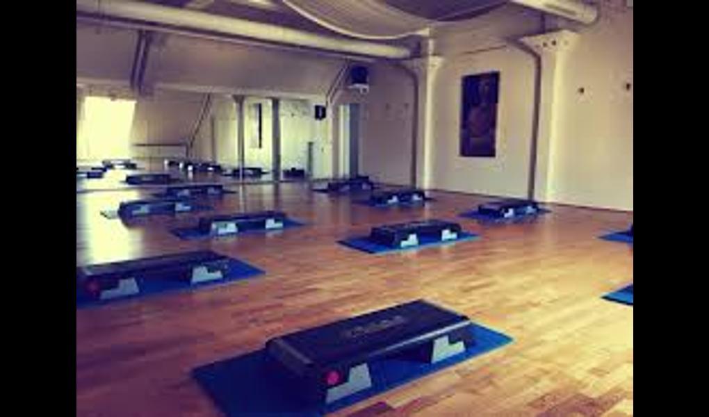 Gym image-Santosha - Fitness & Yoga