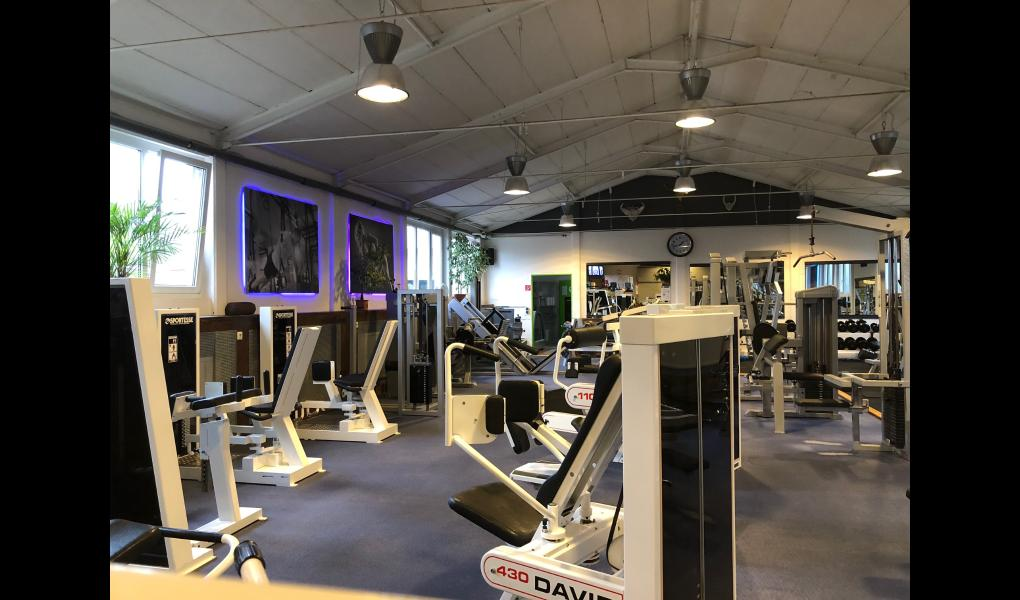 Gym image-Fitness-Factory