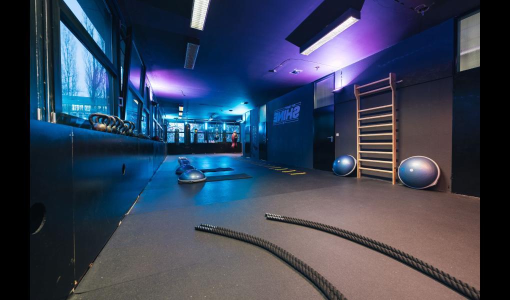 Gym image-Time To Shine