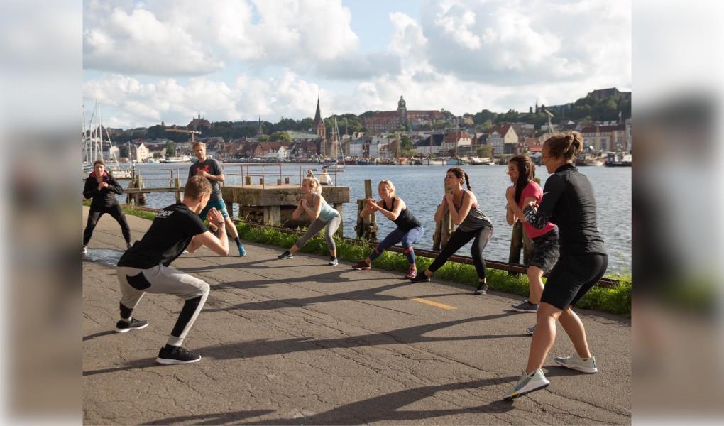 Gym image-Outdoor Nation - Schengen