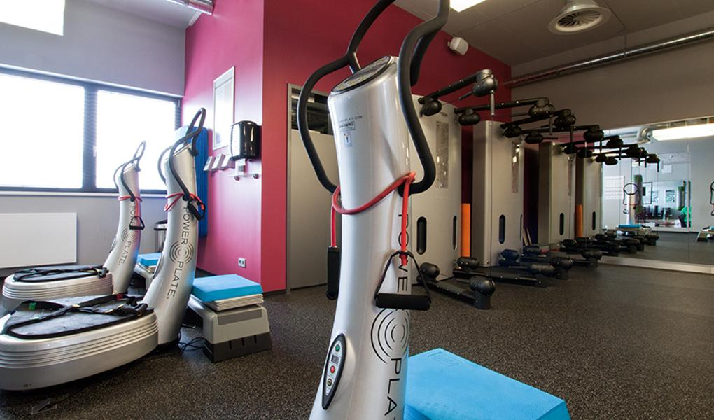 Studio Foto-Fitness First Ostend