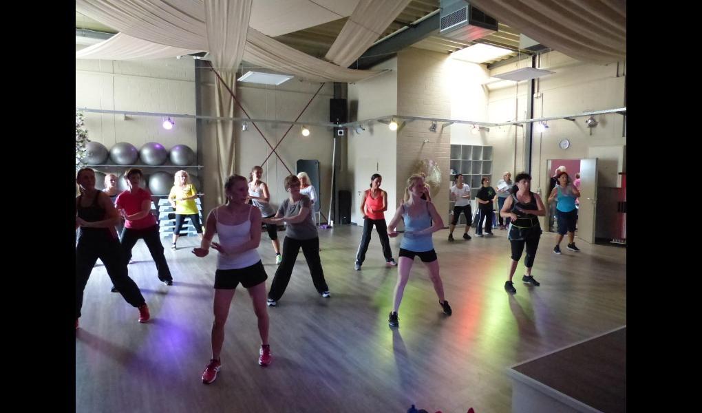 Gym image-VAN DE BEEK - Fitness-Gesundheit-Wellness