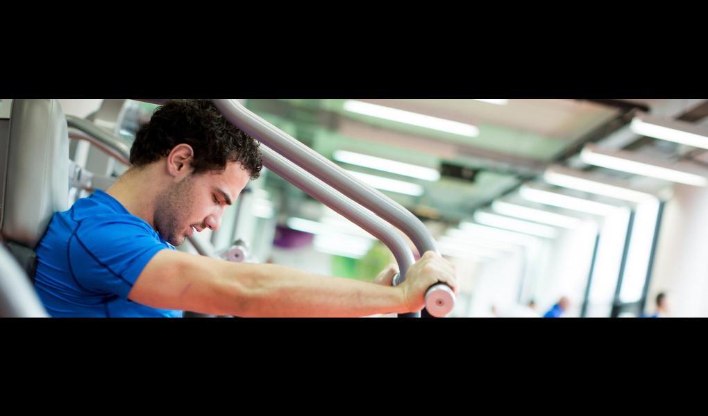 Gym image-Club Eichenhof GmbH