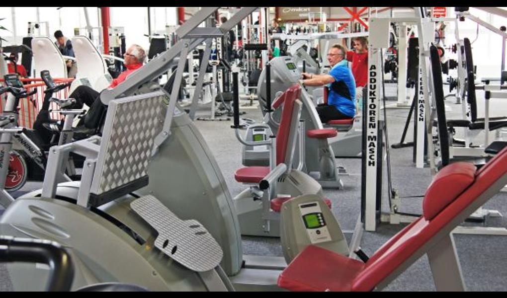 Studio Foto-Sporting Fitness-Studio