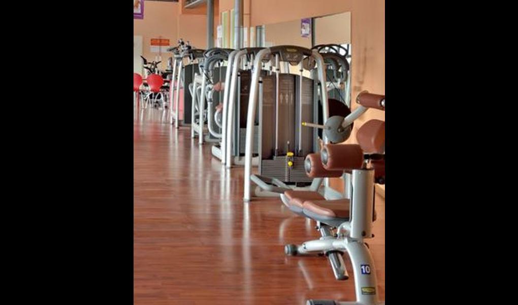Gym image-Frauenfitness im Bärenschaufenster