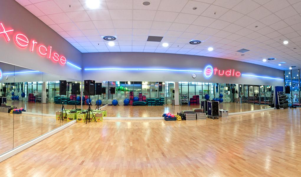 Studio Foto-Fitness First