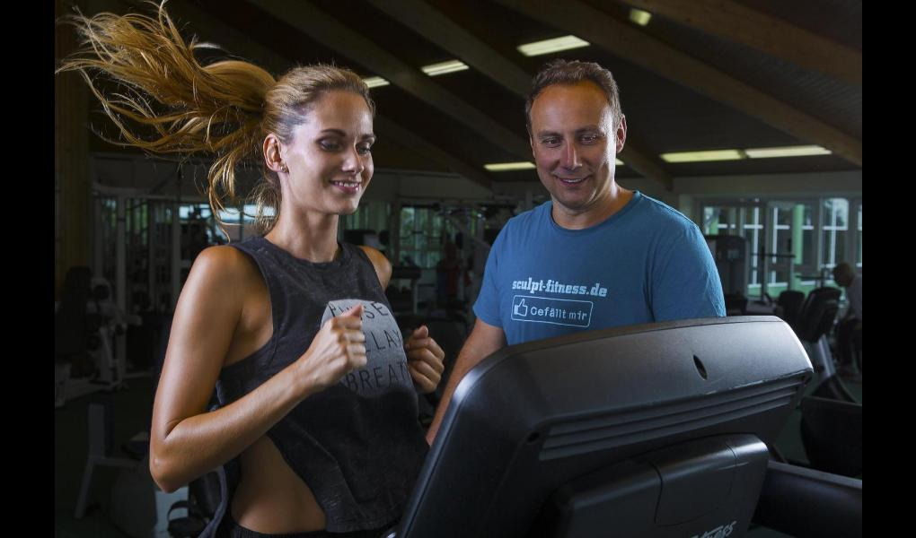 Gym image-Sculpt Fitness Club