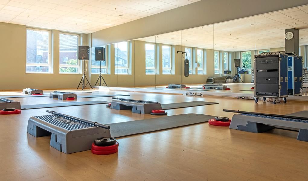 Gym image-Fitness First - Aaseestadt