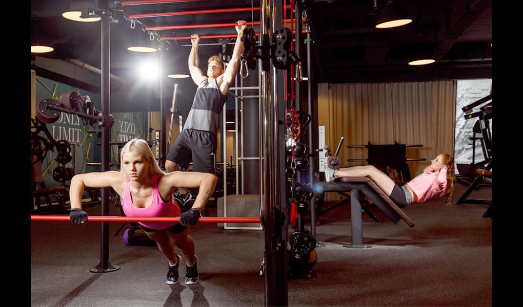 Gym image-In Shape Fitness und Gesundheit