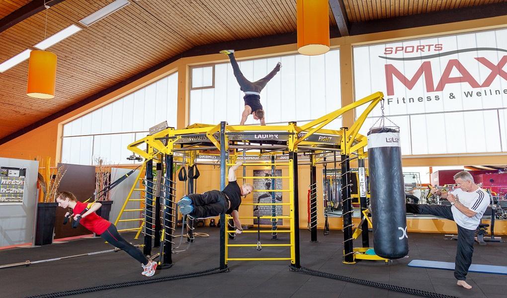 Studio Foto-Sportsmax Fitness & Tennis