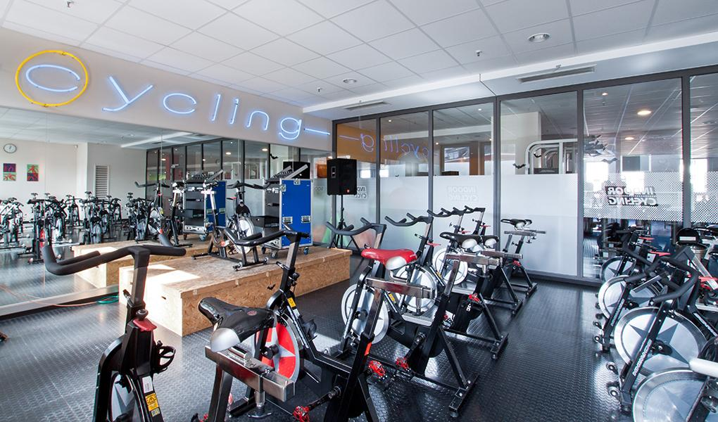 Studio Foto-Fitness First Aaseestadt