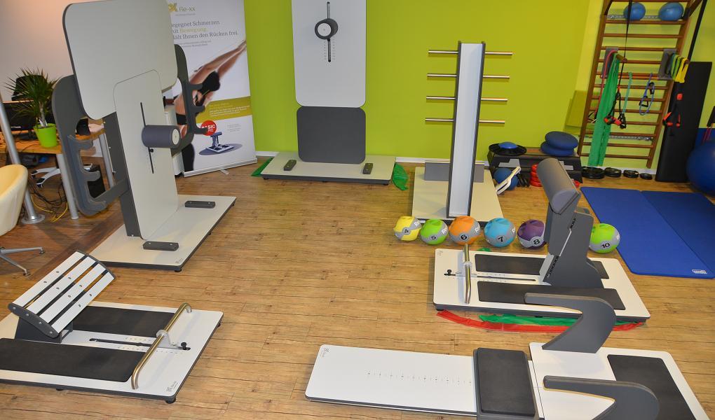 Studio Foto-OPTI-fit Fitness