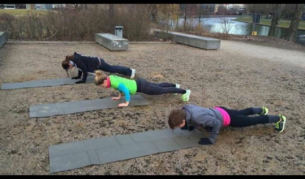 Gym image-Athletik Training - Potsdamer Platz