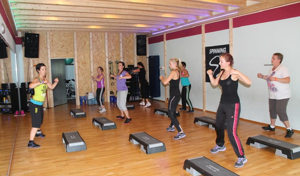 Studio Foto-Sauna und Fitnessinsel