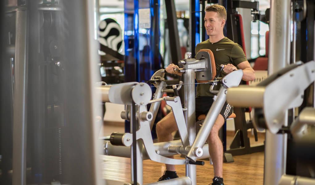 Gym image-Fitness & Gesundheitszentrum Steinhof