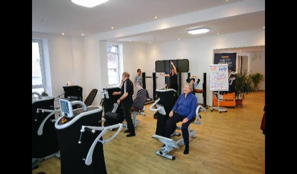 Gym image-Sporthäusel Neuhäusel