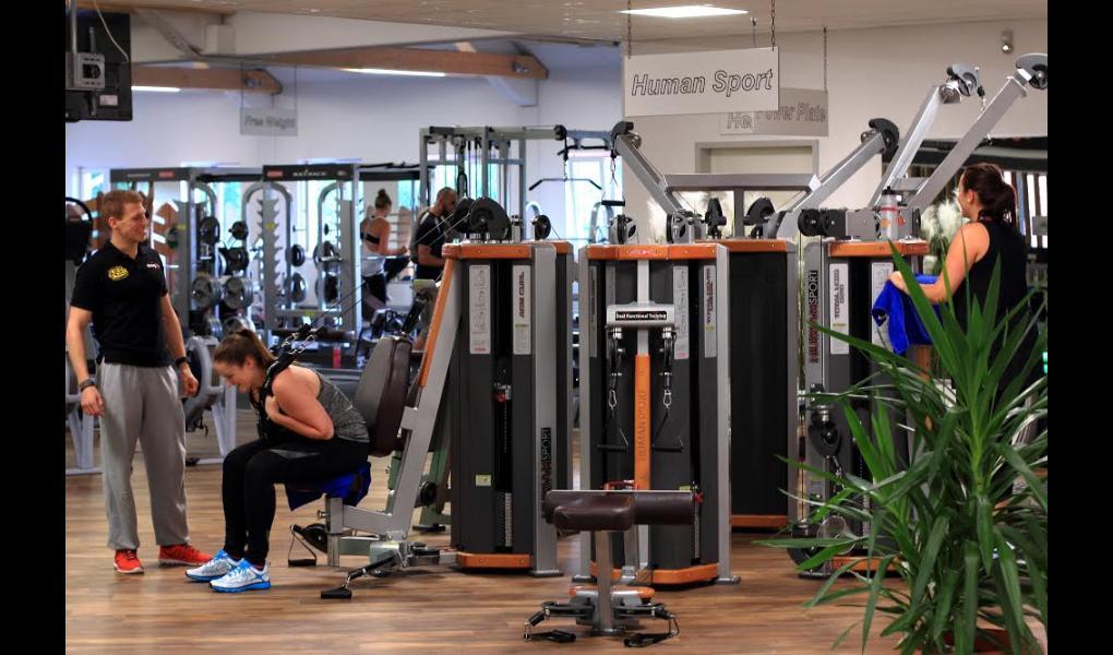 Studio Foto-Sauna & Fitness Insel