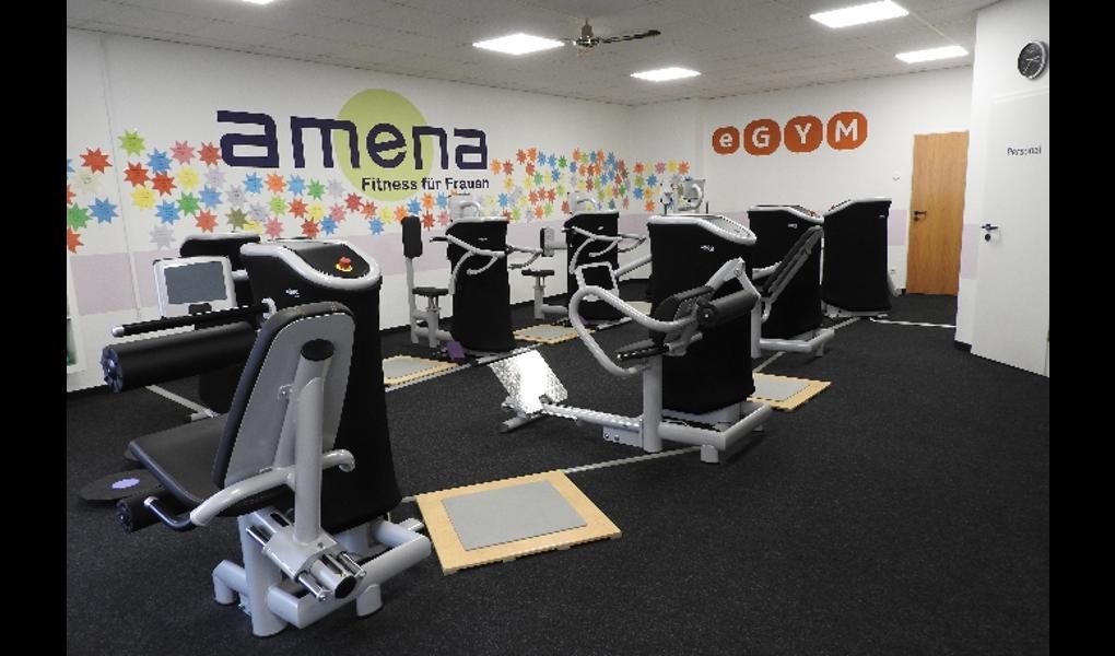Studio Foto-amena Fitness Plauen