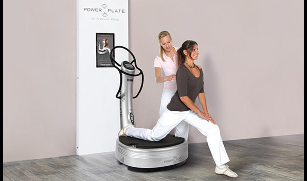 Gym image-Power Plate Center