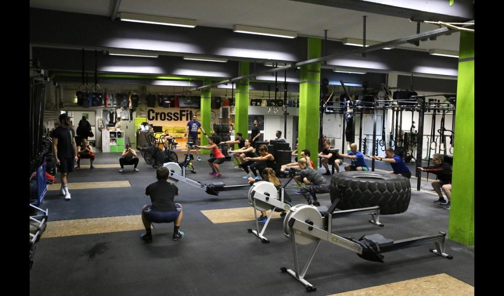 Gym image-CrossFit eo